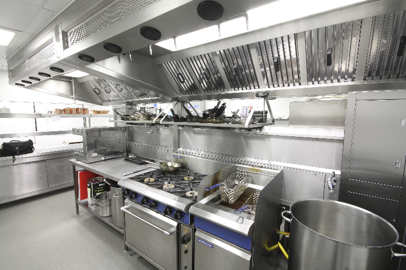 Kitchen Hood Fire System | Fire Protection Services | Minneapolis ...